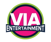 VIA Entertainment Mobile Logo