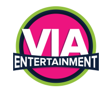 VIA Entertainment Logo